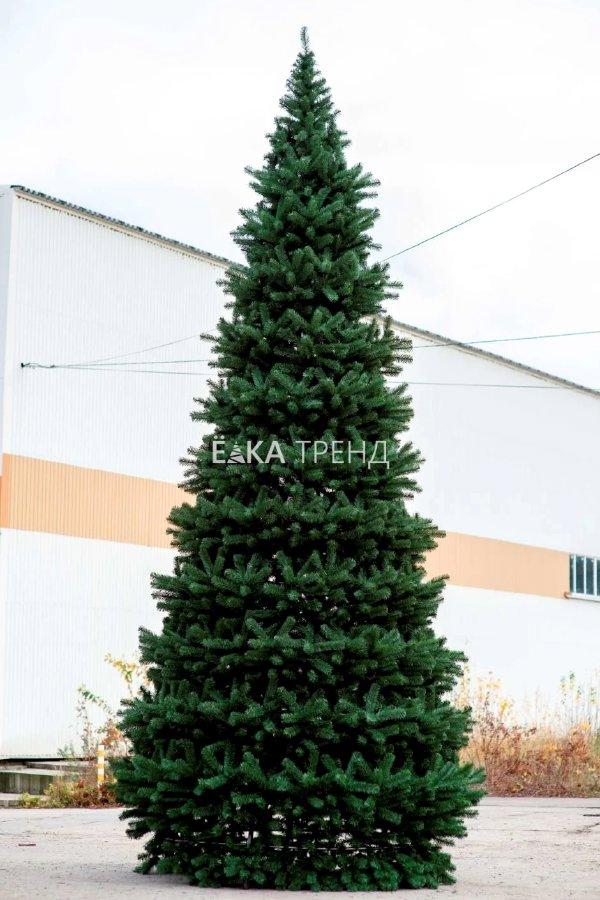 Уличная ель Евро-2 каркасная зелёная